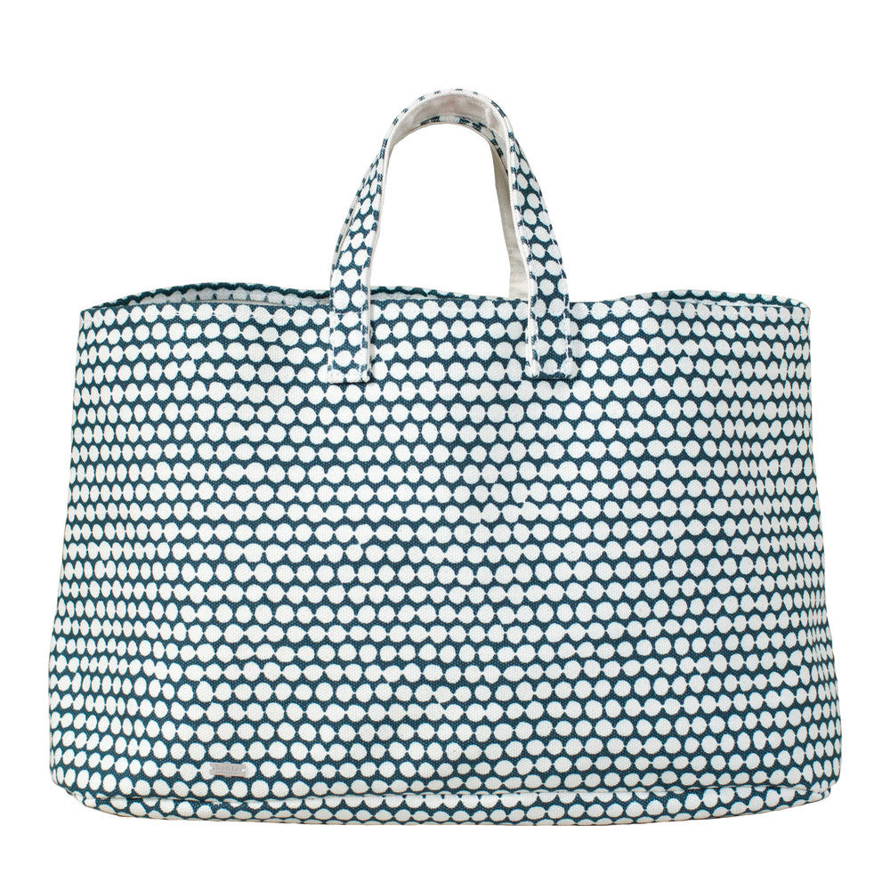 Hable Construction Bucket Bag in Pine Checker