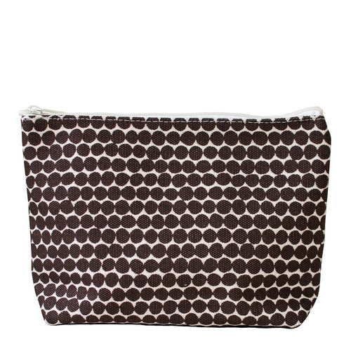 Hable Construction Large Cosmetic Bag in Espresso