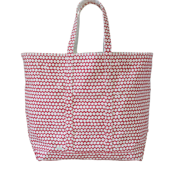 Hable Construction Large Boat Tote in Cherry