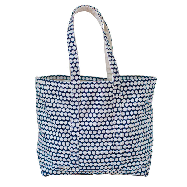 Hable Construction Medium Boat Tote in Navy