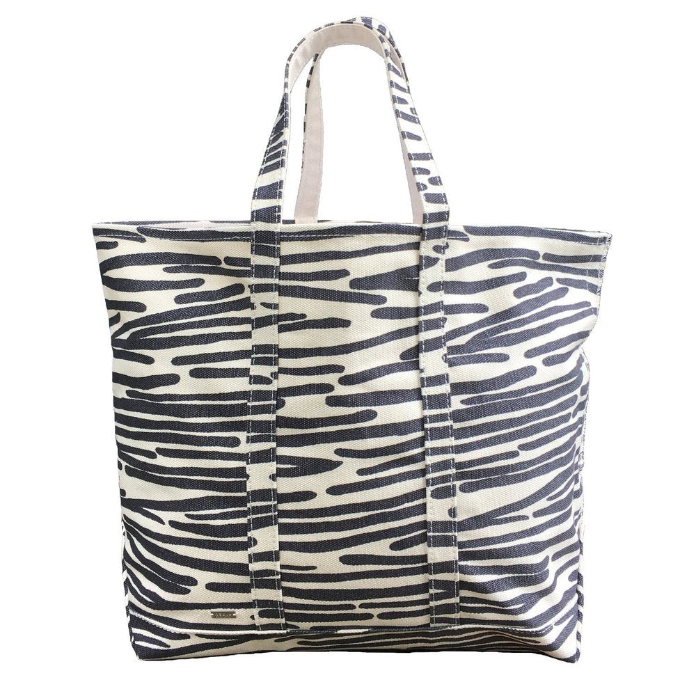Hable Construction Large Boat Tote in Charcoal Sails