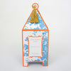 Seda France Pagoda Box Japanese Quince Candle