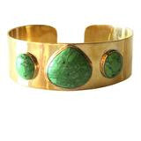 Addison Weeks Allison Bracelet - Green Turquoise