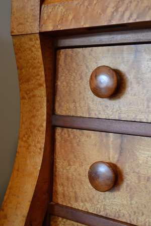 Bma At Home Birds Eye Maple And Cherry Dresser