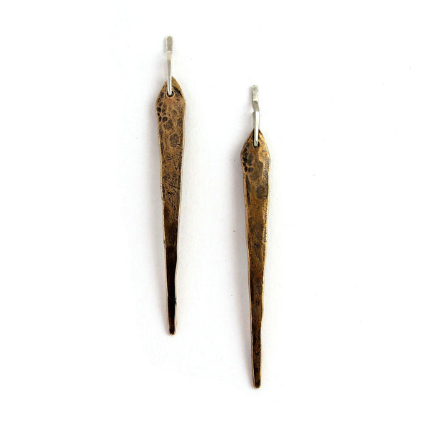 Laurel Hill Jewelry:  Khumbu Earrings