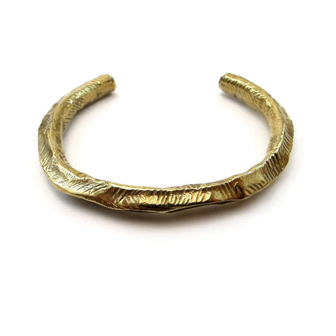 Laurel Hill Jewelry:  Ridge Cuff