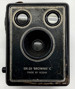 Kodak Six-20 Brownie Model C