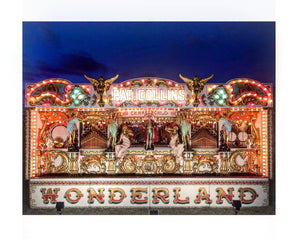 Wonderland, Haddenham Steam Rally