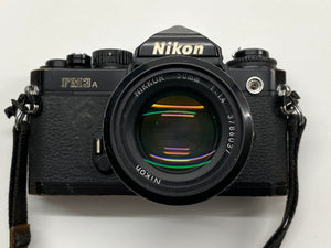 Nikon FM3A owned by photographer Richard Heeps