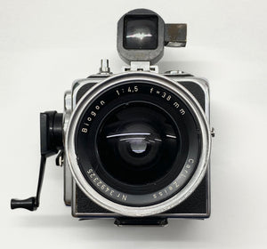 Hassleblad Superwide Camera owned by Richard Heeps
