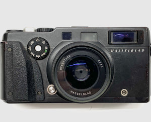 Hasselblad Xpan owned by Richard Heeps