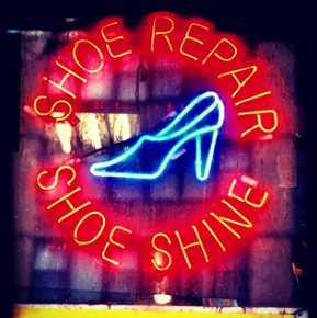 Shoe Repair * Shoe Shine, Manhattan, 2016