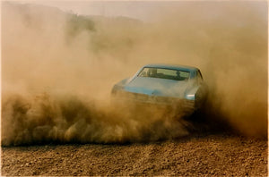 Buick in the Dust III, Hemsby, Norfolk, 2000