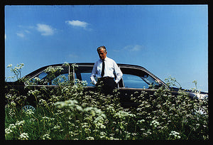 Funeral Chauffeur, Chatteris 1993