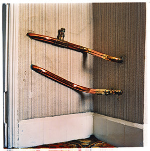 Heating Pipes, Tydd St. Giles, Wisbech, 1993