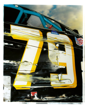 Number 79 on the side of a race car.