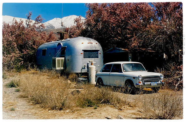 Austin and Airstream, Keeler, 2001