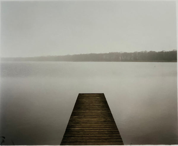Richard shot 'Barton Broad' in one of his favourite areas of Britain on the east coast in Norfolk. This peaceful almost monochrome landscape/waterscape creates a feeling of escapism from the hustle and bustle world.