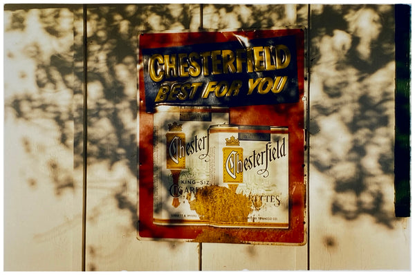 Chesterfield, Bisbee, Arizona, 2001