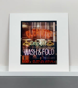 Cleaners Wash & Fold, New York, 2016