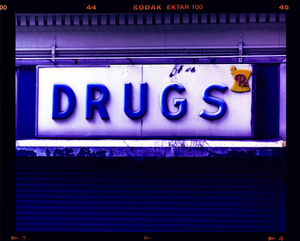 Drugs, New York, 2017