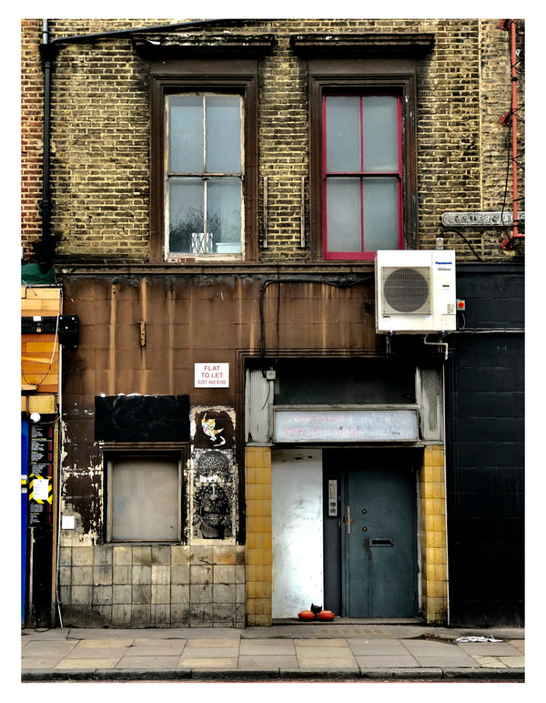 Flat to Let, London, 2019