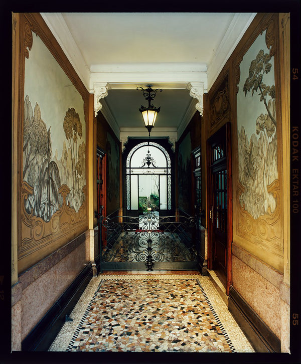 Foyer VI, Milan, 2020