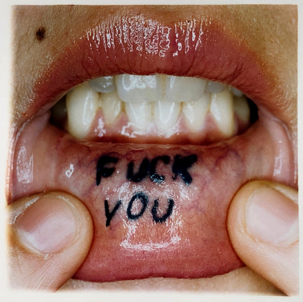 Fuck You, Soho, 2004