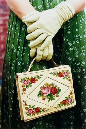Gloves & Handbag, Goodwood, Chichester, 2009
