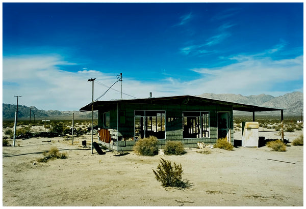 Homestead III, Wonder Valley, California, 2002