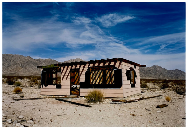 Homestead II, Wonder Valley, California, 2002