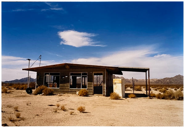 Homestead I, Wonder Valley, California, 2002