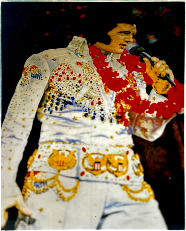 Elvis Carpet, Las Vegas, Nevada, 2001