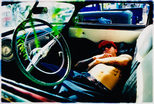 Resting - Hot Rod Reunion, Bakersfield, California, 2003