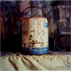 Paint Can, Leverington Common, Wisbech, 1993