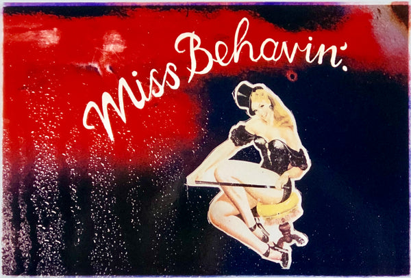 Miss Behavin, Hemsby 2004
