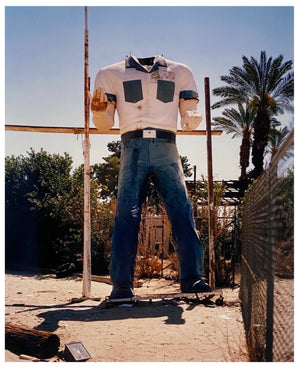 Poor Richard - Torso, Salton Sea, California 2002