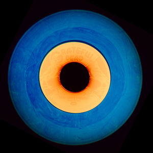 Vinyl Collection 'R7' 2020', by acclaimed contemporary photographers, Richard Heeps and Natasha Heidler. Their Vinyl Collection is a celebration of the vinyl record and analogue technology. Acclaimed contemporary photographers, Richard Heeps and Natasha Heidler have collaborated to make this beautifully mesmerising collection. A celebration of the vinyl record and analogue technology, which reflects the artists practice within photography.