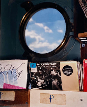 Record Collection - Radio Caroline, Port of Tilbury, 2004