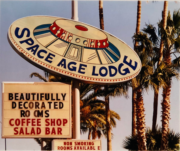 Space Age Lodge, Gila Bend, Arizona, 2001