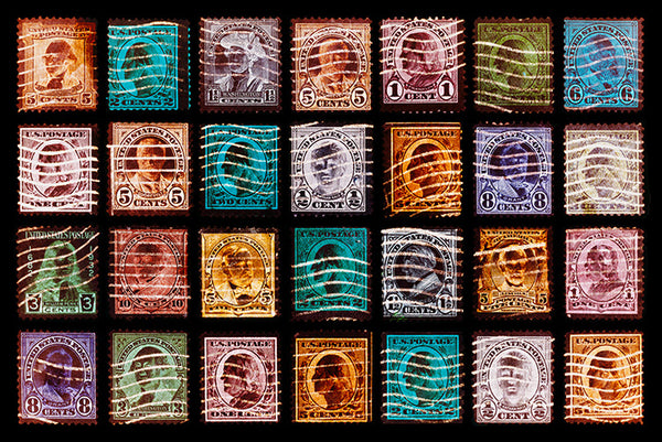 American Stamp Series 'Stamped', 2016