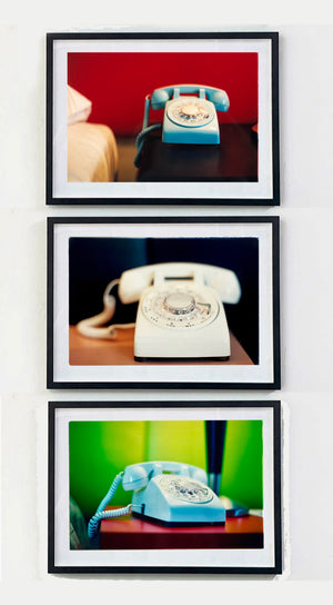 Telephones, Ballantines Movie Colony, Palm Springs, California, 2002