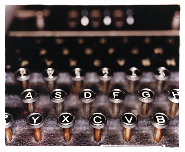 The Enigma Machine, Bletchley Park, 2003