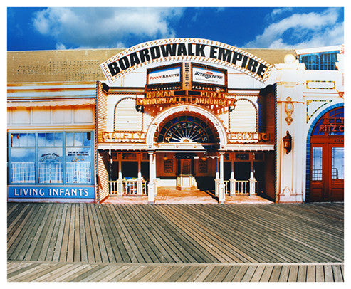 Boardwalk Empire in the Sun, Atlantic City, NJ 2013