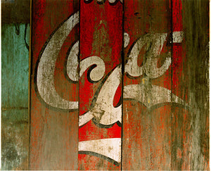 Disjointed Coca-Cola, Darjeeling, West Bengal, 2013