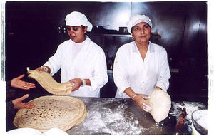Kitchen I - The Shahenshah, Southall, London 2004