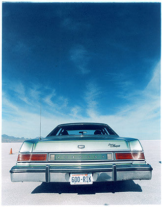 Mercury Grand Marquis, Bonneville 2003