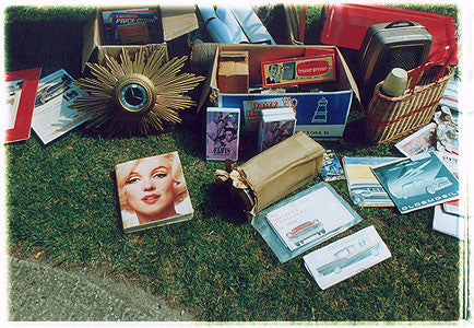 Carboot, Hemsby 1998