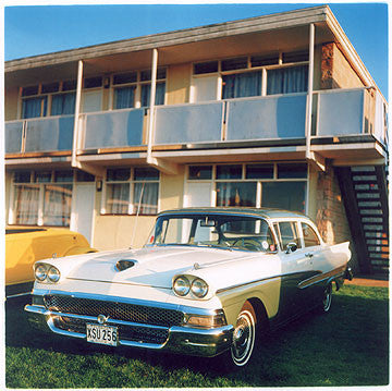 '57 Ford Fairlane, Hemsby 2000