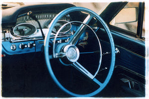Steering Wheel, Hemsby 1998